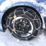 Când Să Utilizați Lanțuri de Zăpadă Pentru Mașini