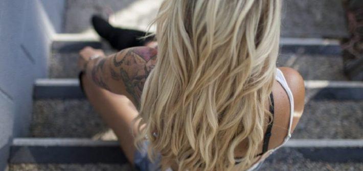 Clamele pentru extensii din păr natural
